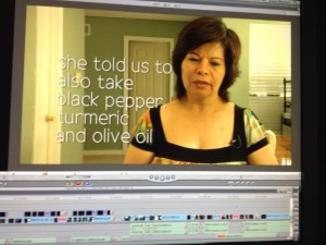 Yolanda talks about alternative treatments-MyFightMovie